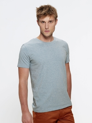 Stanley Leads Organic Round Neck T-shirt  100% Organic Ring-spun Combed Cotton 155g  More details >