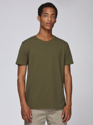 Stanley Hips Organic Heavy Round Neck T-shirt  100% Organic Ring-spun Combed Cotton 200g  More details >