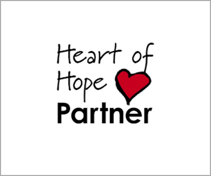 Heart of Hope Partner - Find out how you can help us provide meals, clothing, and care all year long by becoming a monthly donor.