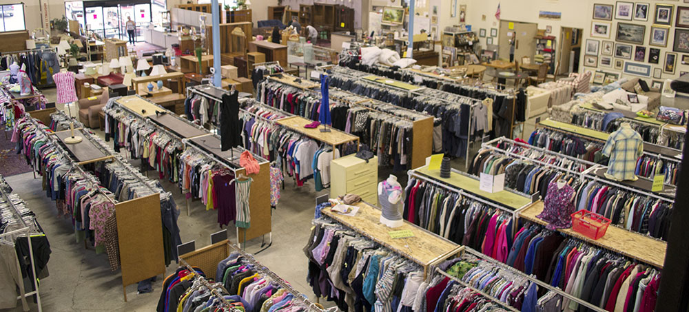 Image result for thrift store