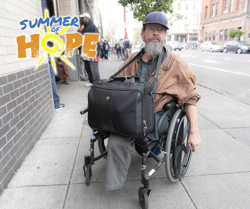 $1.92 a meal and care - Make this a Summer of Hope for someone in need. $1.92 Provides a meal and care
