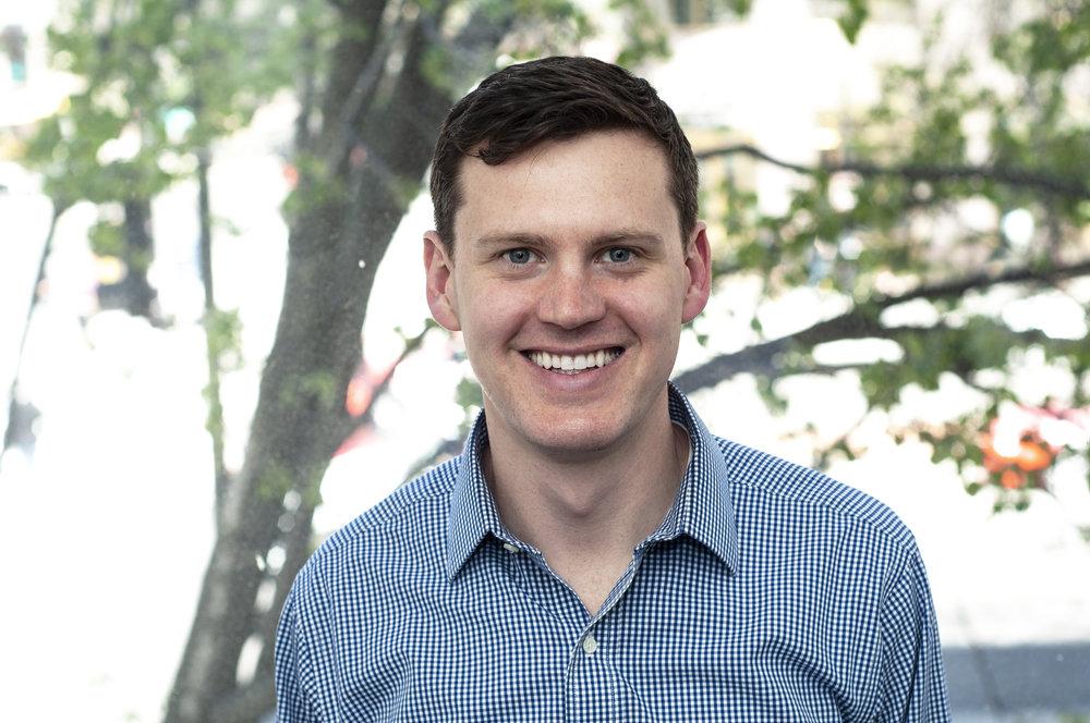 John Kennington // Senior Project Manager