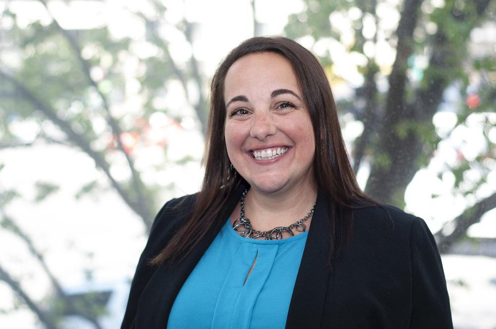Sarah Hunley // Senior Project Manager