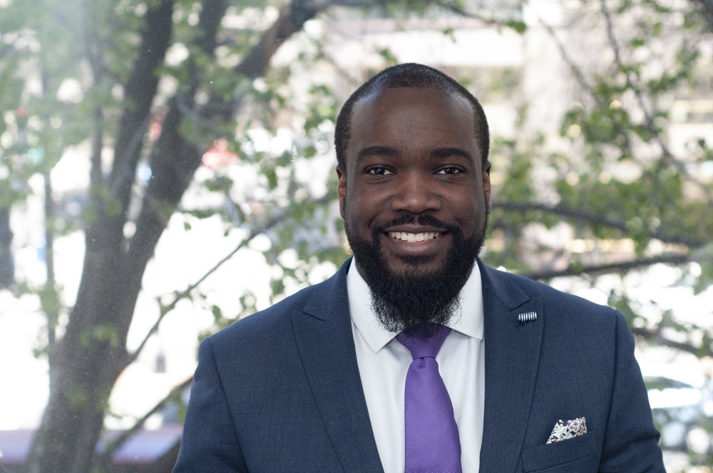 Andre Mayers // Senior Project Manager