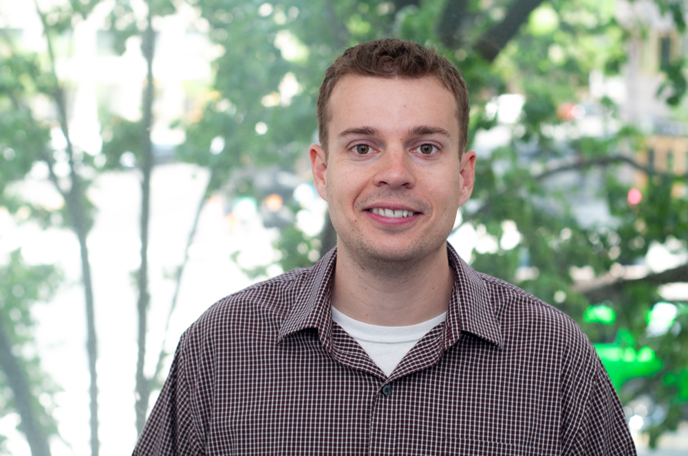 Sean Friedman // Project Manager