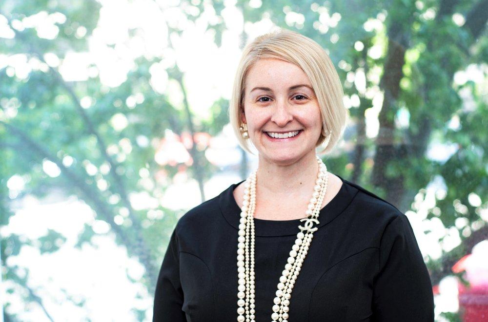 Heather Davis // Director of Change Strategy + Employee Experience