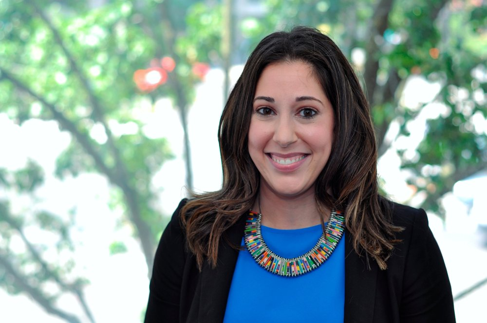 Lizzy Kearse // Change Strategy + Employee Experience Manager