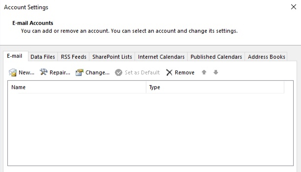 Lingo Networks email setup guide for Outlook  2013.