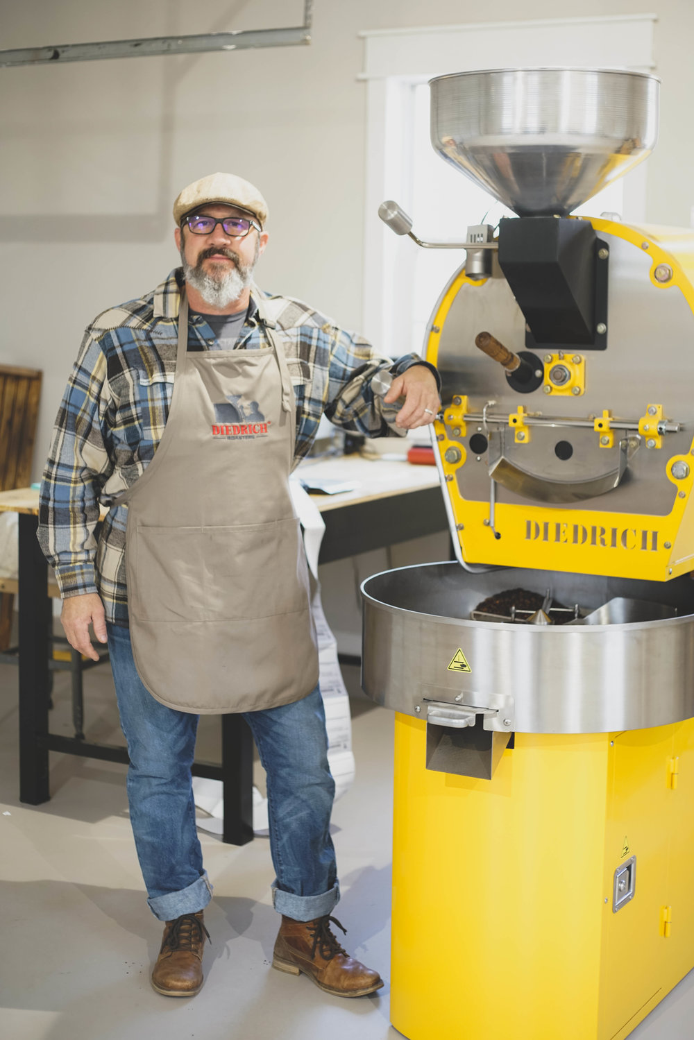 Rob Wilson is a member of Roasters Guild, and Specialty Coffee Association. His passion is coffee beans. He's a simple guy with a dream.