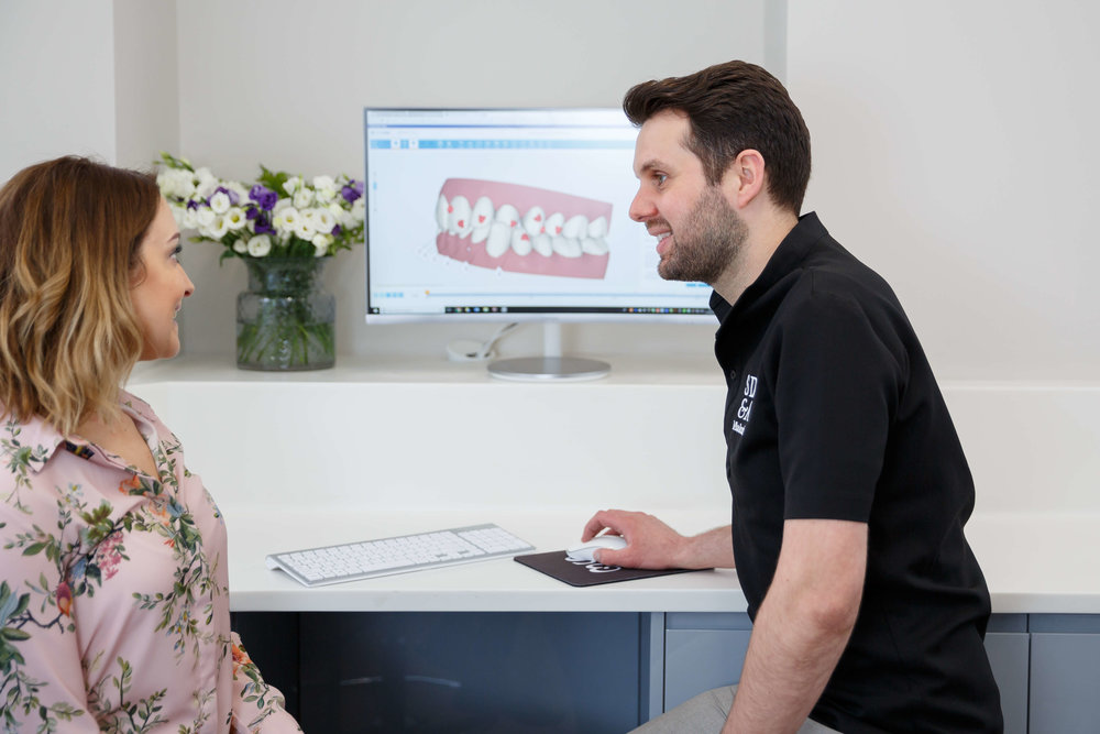 COMPLIMENTARY - orthodontic Consultation