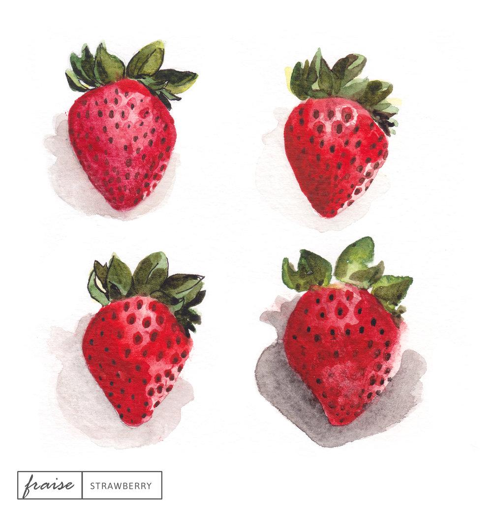 Laetitia_Eaton_watercolor_strawberry