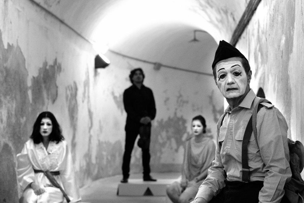 L'Histoire du Soldat    Photo: Camilla Mastaglio