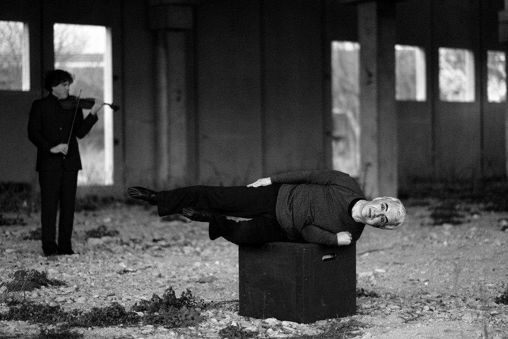 Sonata for Solo Violin : Apocalypse Man : BÉLA BARTÓK : Tony Lopresti : Francesco Senese 2.jpg