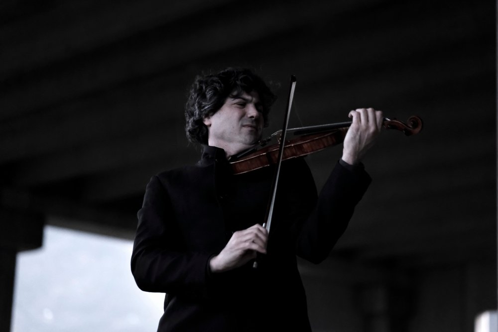Sonata for Solo Violin : Apocalypse Man : BÉLA BARTÓK : Tony Lopresti : Francesco Senese 3.jpg