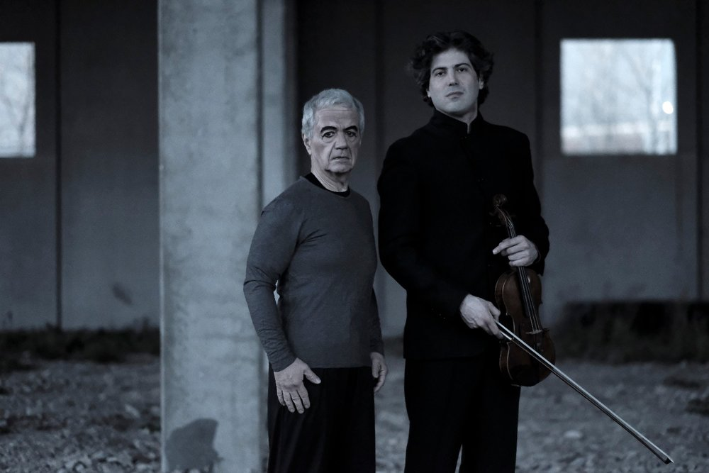 Sonata for Solo Violin : Apocalypse Man : BÉLA BARTÓK : Tony Lopresti : Francesco Senese 4.jpg