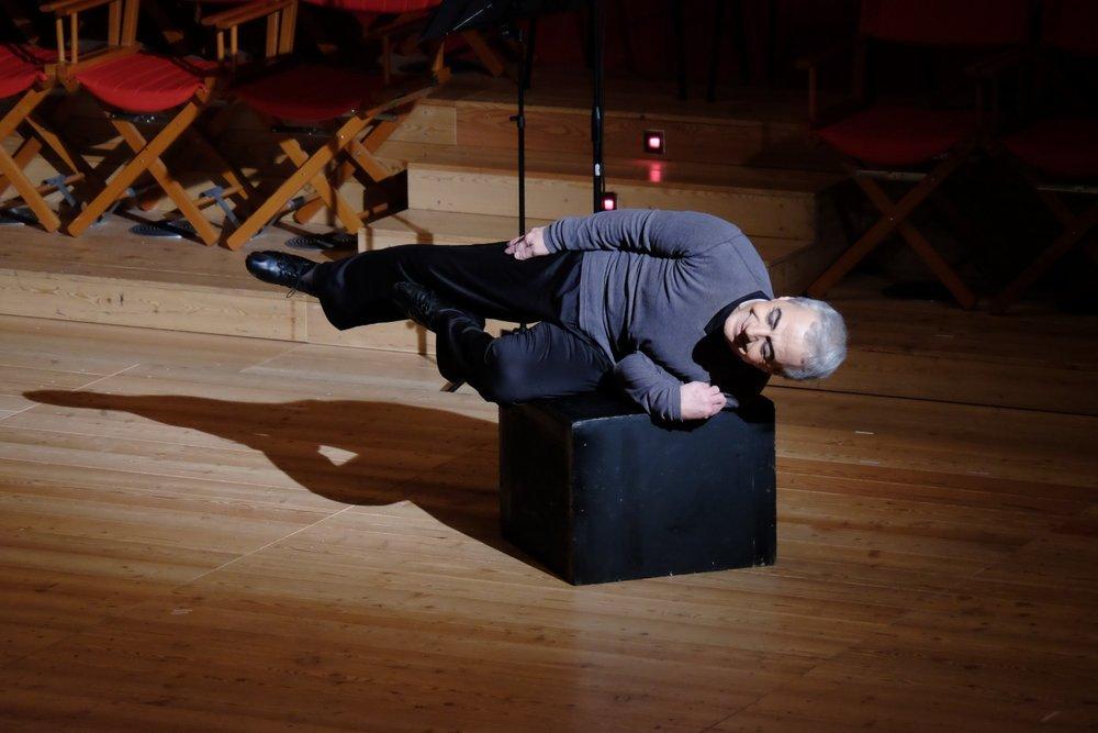 Sonata for Solo Violin : Apocalypse Man : BÉLA BARTÓK : Tony Lopresti : Francesco Senese 17.jpg