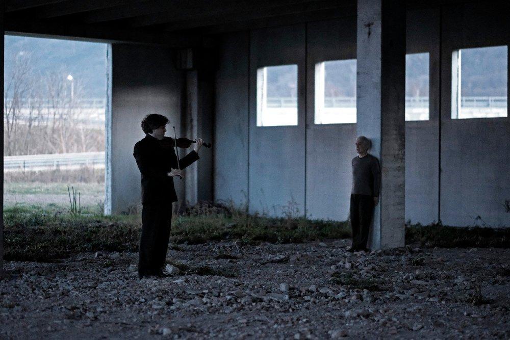 Sonata for Solo Violin : Apocalypse Man : BÉLA BARTÓK : Tony Lopresti : Francesco Senese 6.jpg