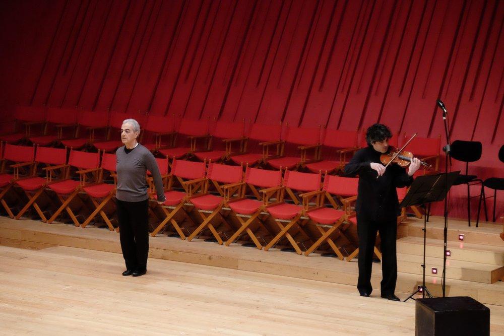 Sonata for Solo Violin : Apocalypse Man : BÉLA BARTÓK : Tony Lopresti : Francesco Senese 12.jpg