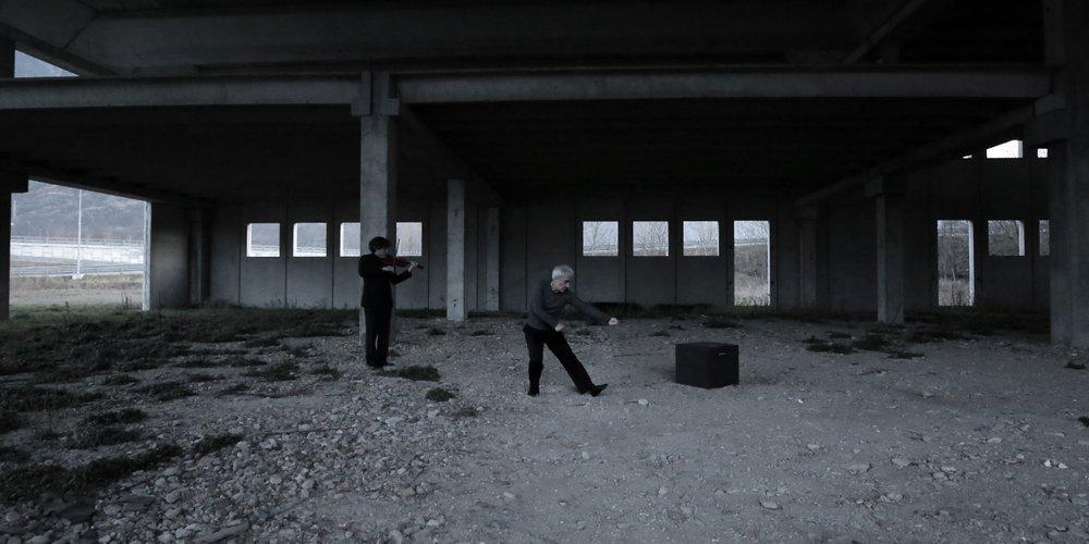 Sonata for Solo Violin : Apocalypse Man : BÉLA BARTÓK : Tony Lopresti : Francesco Senese 21.jpg
