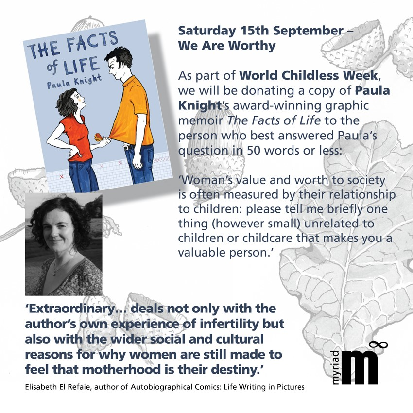 World Childless Week - Paula Knight - The Facts Of Life.jpg