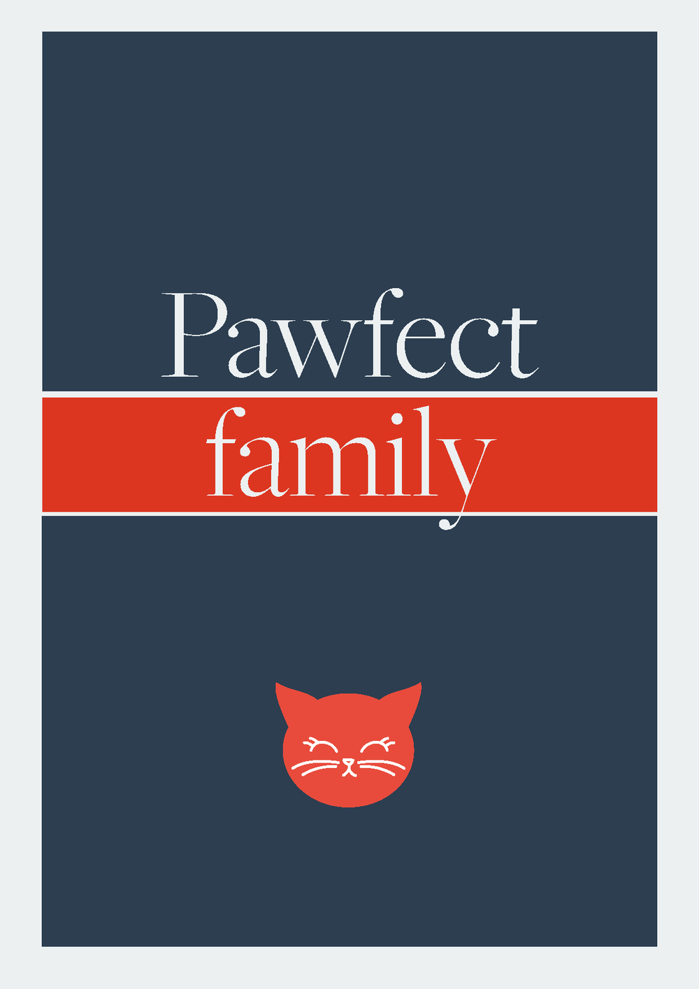 A4 poster Pawfict cats red, white and blue.png