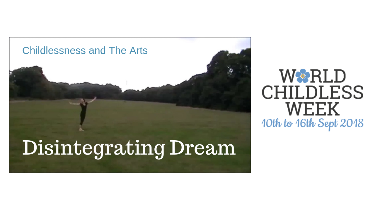 Wednesday 12th September Childlessness and the arts — World