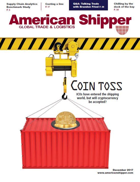 American Shipper, Dec.2017 -