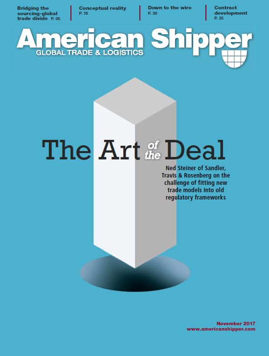 American Shipper, Nov.2017 -