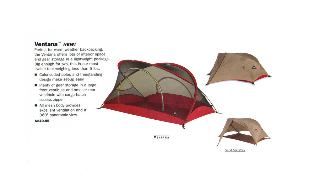 MSR Ventana Tent  sc 1 st  jim giblin & MSR Ventana Tent u2014 JIM GIBLIN