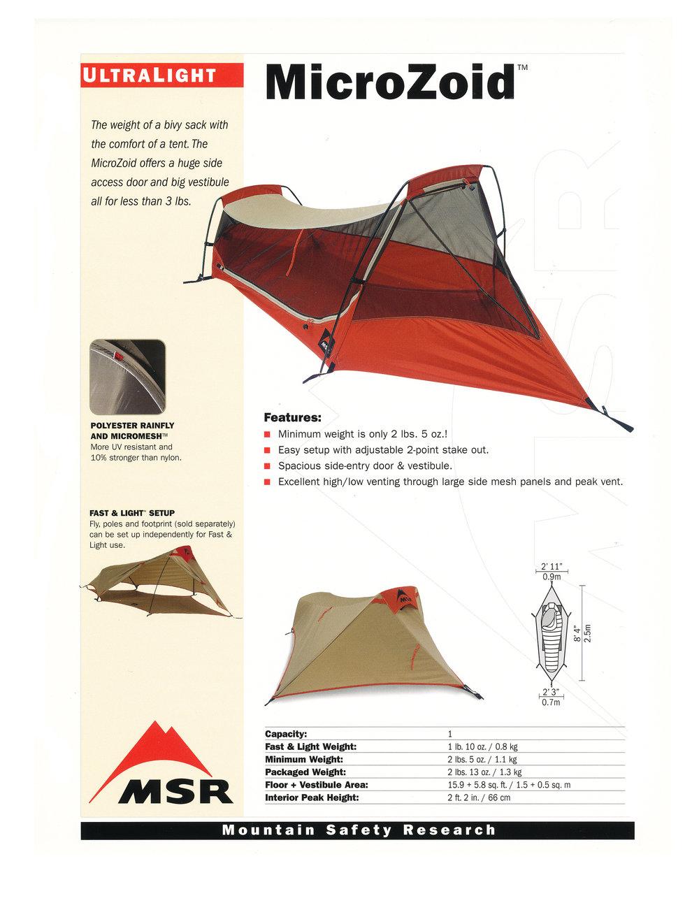 MSR Tents Micro Zoid.jpg  sc 1 st  jim giblin & MSR Micro Zoid u2014 JIM GIBLIN
