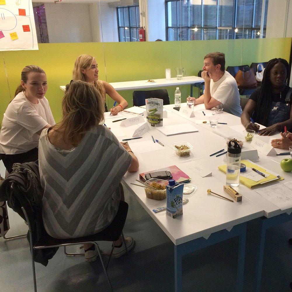 Building Emotional Intelligence - CASE STUDY: Classworks Multi-Day Leadership Series
