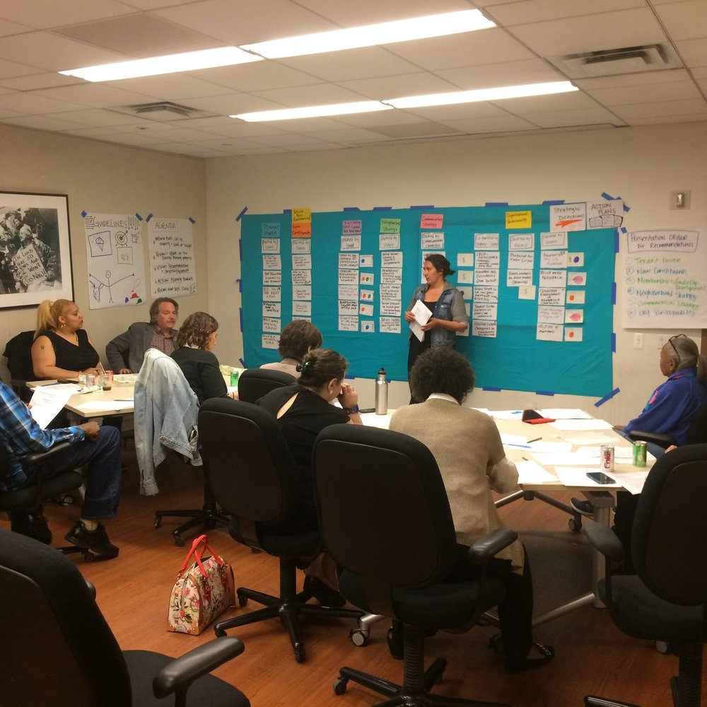 Building a Vision AND Strategic Plan - Tenants and NeighborsNot all strategic conversations can be addressed and solved in one meeting. For instance, when addressing the task of visioning or creating a multi-year plan, usually, several meetings and conversations are needed to complete the task. Read More