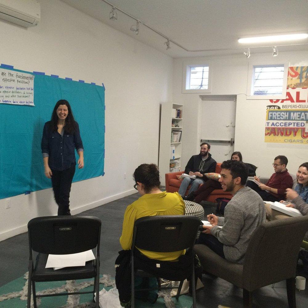 Developing New Leadership Skills - CASE STUDY: Senior Program Officer Coaching, Leading National Social Justice Organization