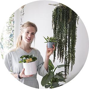 mama botanica portret