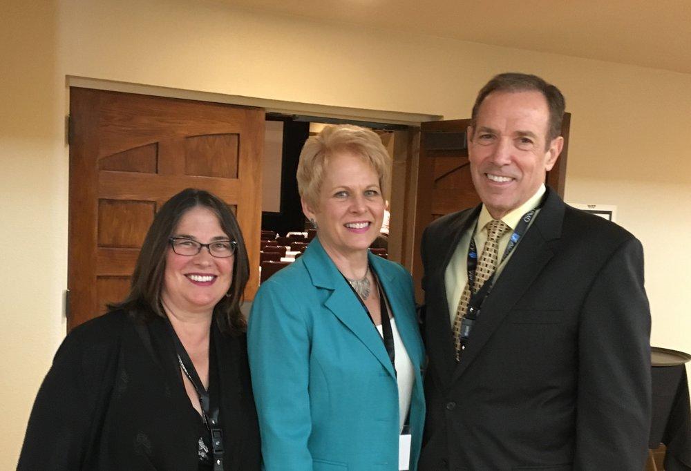 Bill Hang, DDS & wife, Debbie