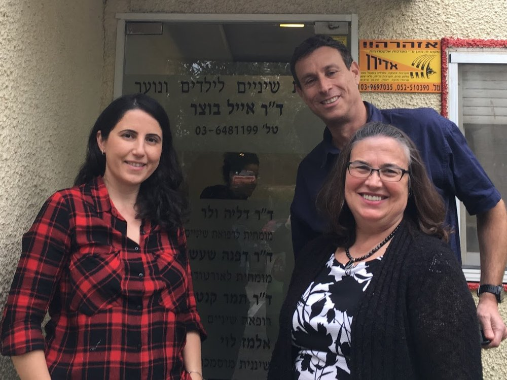 Dr. Eyal Botzer, Almaz, RDH (Tel Aviv, Israel)