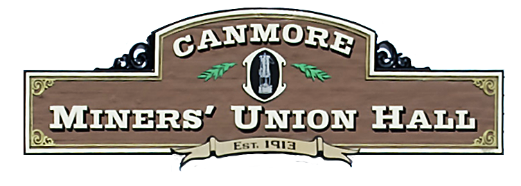 Canmore Miners' Union Hall – rentals for weddings, meetings, theatre & social events