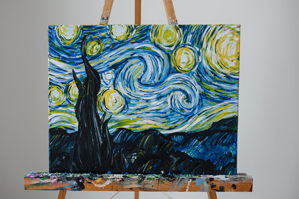 STARRY NIGHT -