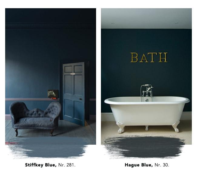 Ich Möchte Beispielsweise Unbedingt Mein Wohnzimmer In Stiffkey Blue  Streichen, Gleichzeitig Habe Ich Einen Riesenrespekt Davor.