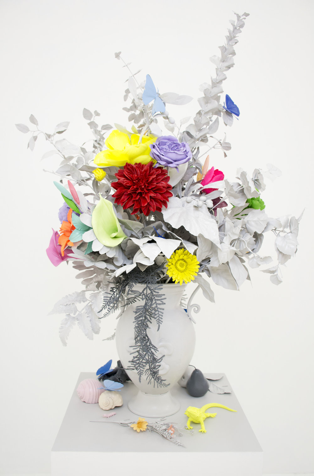 STA-2017-0005 Untitled (Floral Still Life Sculpture)_2017_50 x 40 x 40 inches_B.jpg