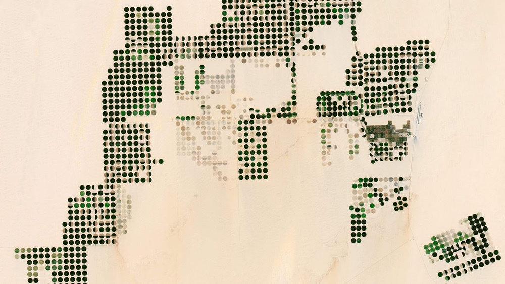 Landsat-8, Egypt
