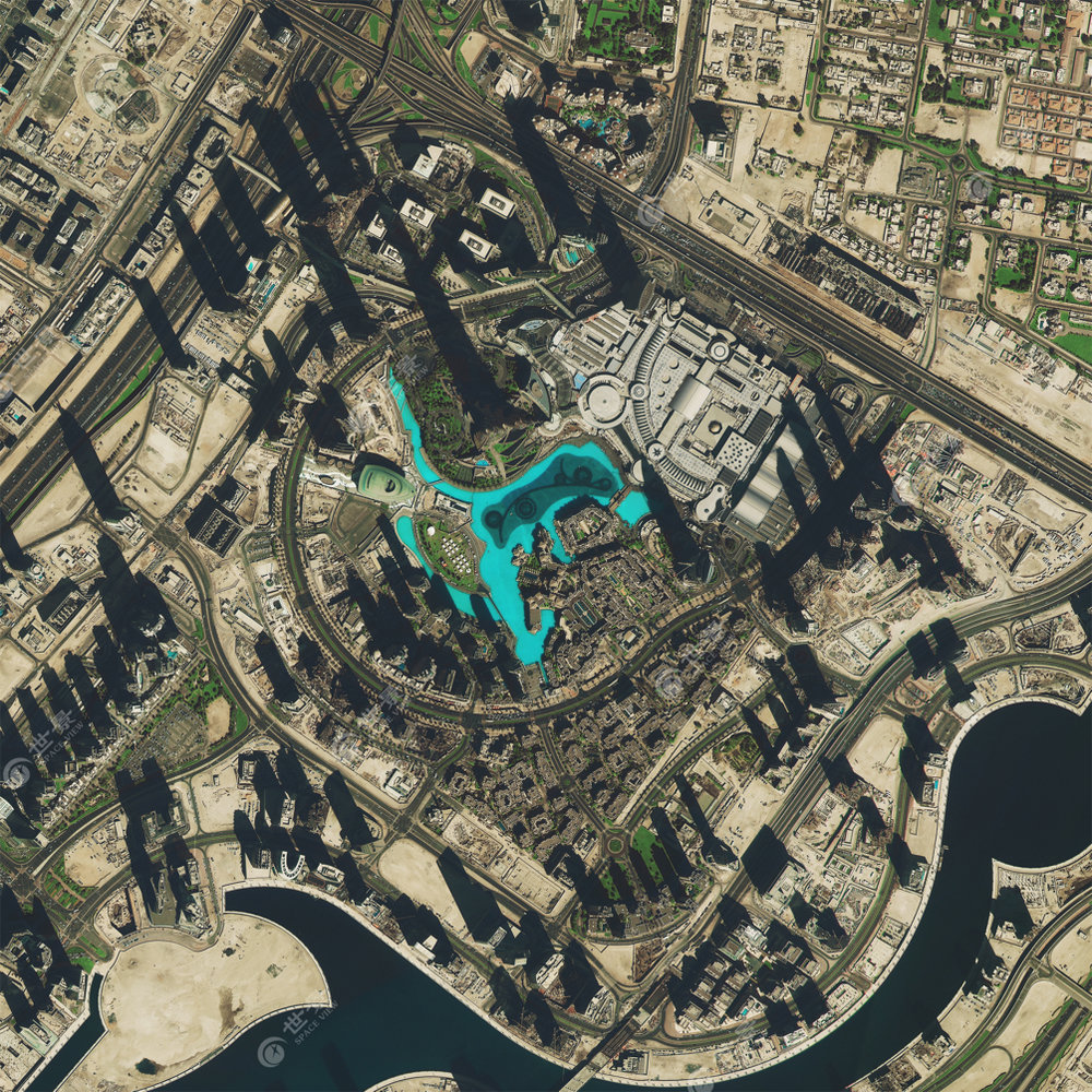 SuperView-1, Dubai