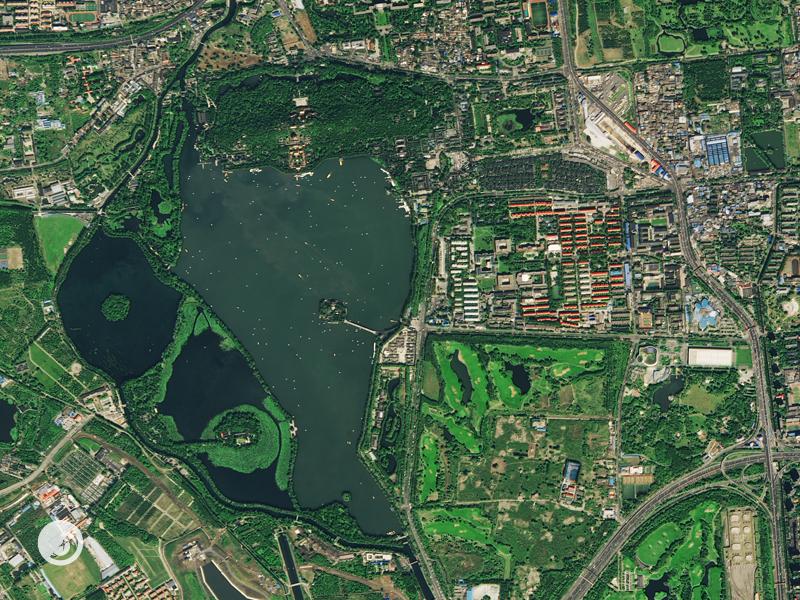 GF-2, Beijing, China