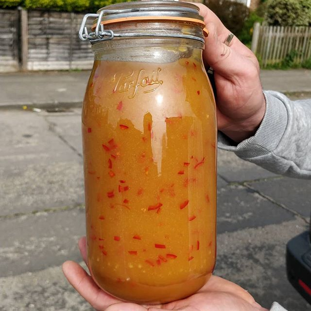 Pineapple Chilli Ketchup