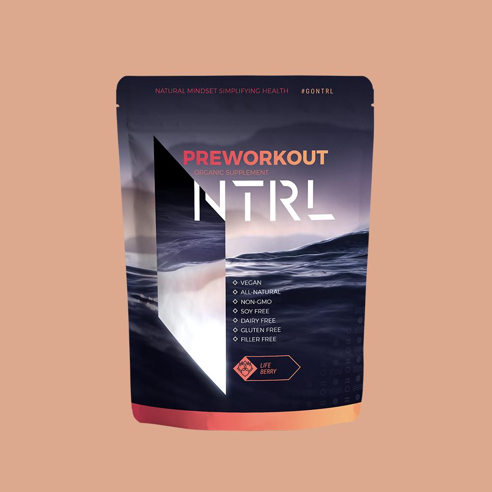 Packaging Design - Nutritional Supplement