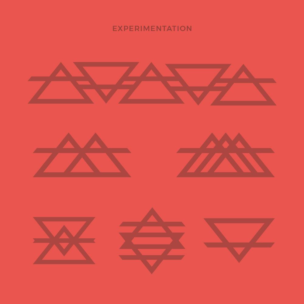 Redwood Logo Experimentation