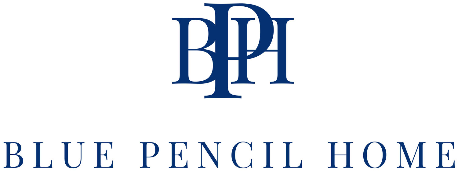 Blue Pencil Home