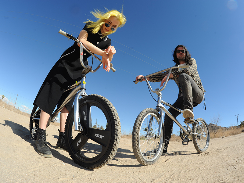 "Better Oblivion Community Center - Conor Oberst and Phoebe Bridgers hang their heads together for a tight folk rock album that captures an eerie connection.Together they escape to a ""dystopian wellness center,"" where they find common ground in their haunting dreams. Emo vocals and driving guitar bring them to a place of alienation, solitude and empty optimism, settling in an unsettled reality."