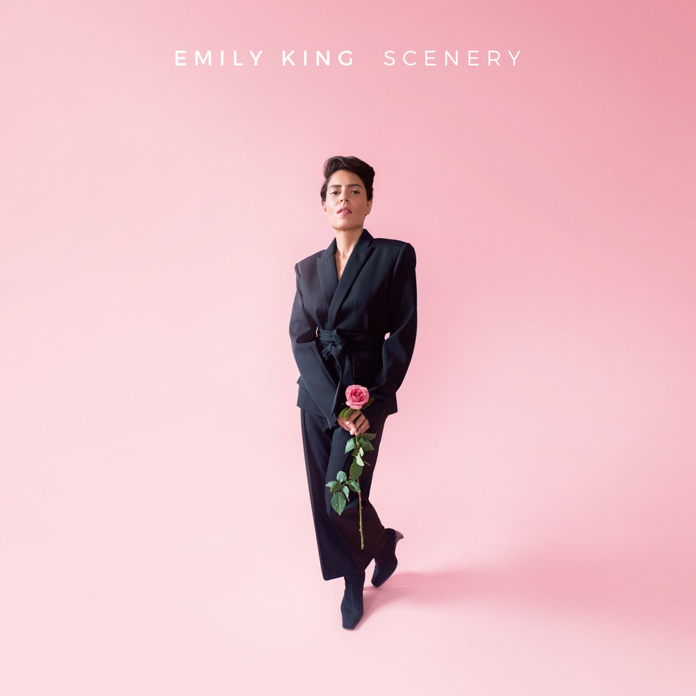 Emily King, Scenery - Emily King's R&B is romantic in a way that is quenching and not queasy, giving her heart graciously in each lyric she coos. Her new album pursues a fierce grace, indulging in experimentation full of empathy and independence.