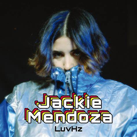 Jackie Mendoza, LuvHz - Jackie Mendoza sings fresh tunes in English and Spanish, reflecting on her experiences growing up in the border city of Chula, Vista, CA. She expands on multicultural experiences, backed by latin beats that will flood you with adrenaline.